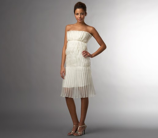 Little winter bride wedding shop at lord taylors for Lord and taylor dresses for weddings