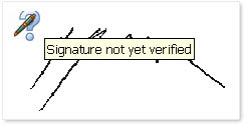 PDF Digital Signatures