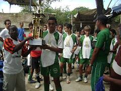 VEJA FOTOS-INFANTIL CAMPEÃO -CAMPEONATO ITABUNENSE DE FUTEBOL -2008