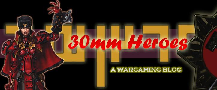 30mm Heroes