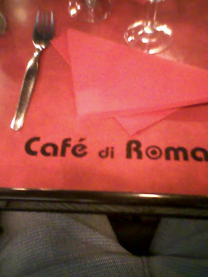 Cafe Di Roma Champs Elysees Fastandfood