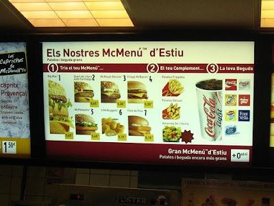 aa0803e1de308 Les Menus Macdonald s dans le Monde ! - FASTANDFOOD