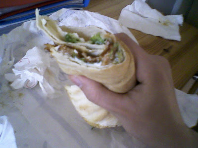 Photos 0136 Meilleur Sandwich Grec de Paris