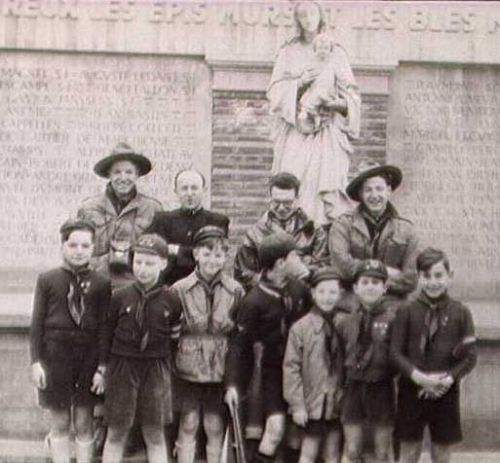 Recuerdos Scout Fotos Antiguas
