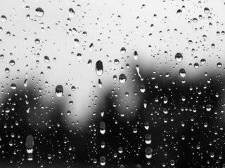 Chuva na janela
