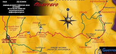Ometepec on Lugares Turisticos De Guerrero  Taxco