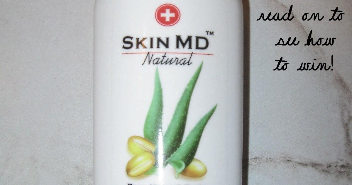 Skin Md Natural Shielding Lotion Cvs