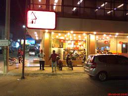 Pizza House @ Merdeka Street, Pematangsiantar