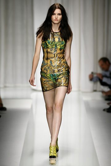 Sommer 2013 Versace Kleider