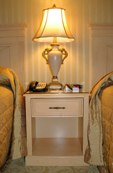 Hotels In Atlantic City >> Atlantic City Hotel Rooms: Trump Plaza Main Tower Room 2909 (11/2009)