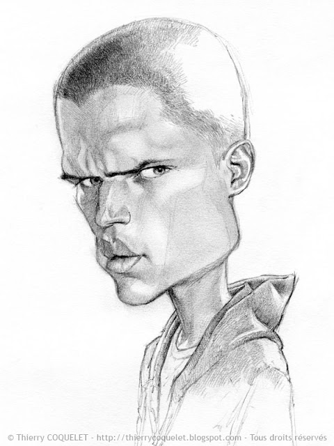 Wentworth Miller (Michael Scofield) - Prison Break