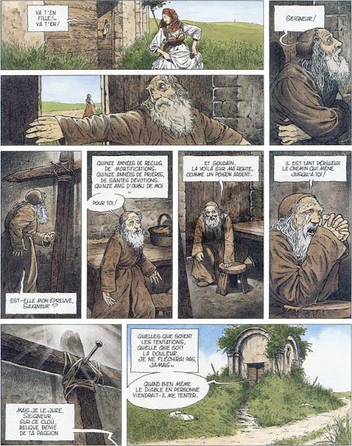 La ballade de Lucifuge (Le Diable - Éd. Vents d'Ouest)
