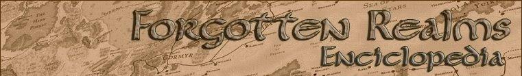 Forgotten Realms Enciclopedia - D&D 3.5