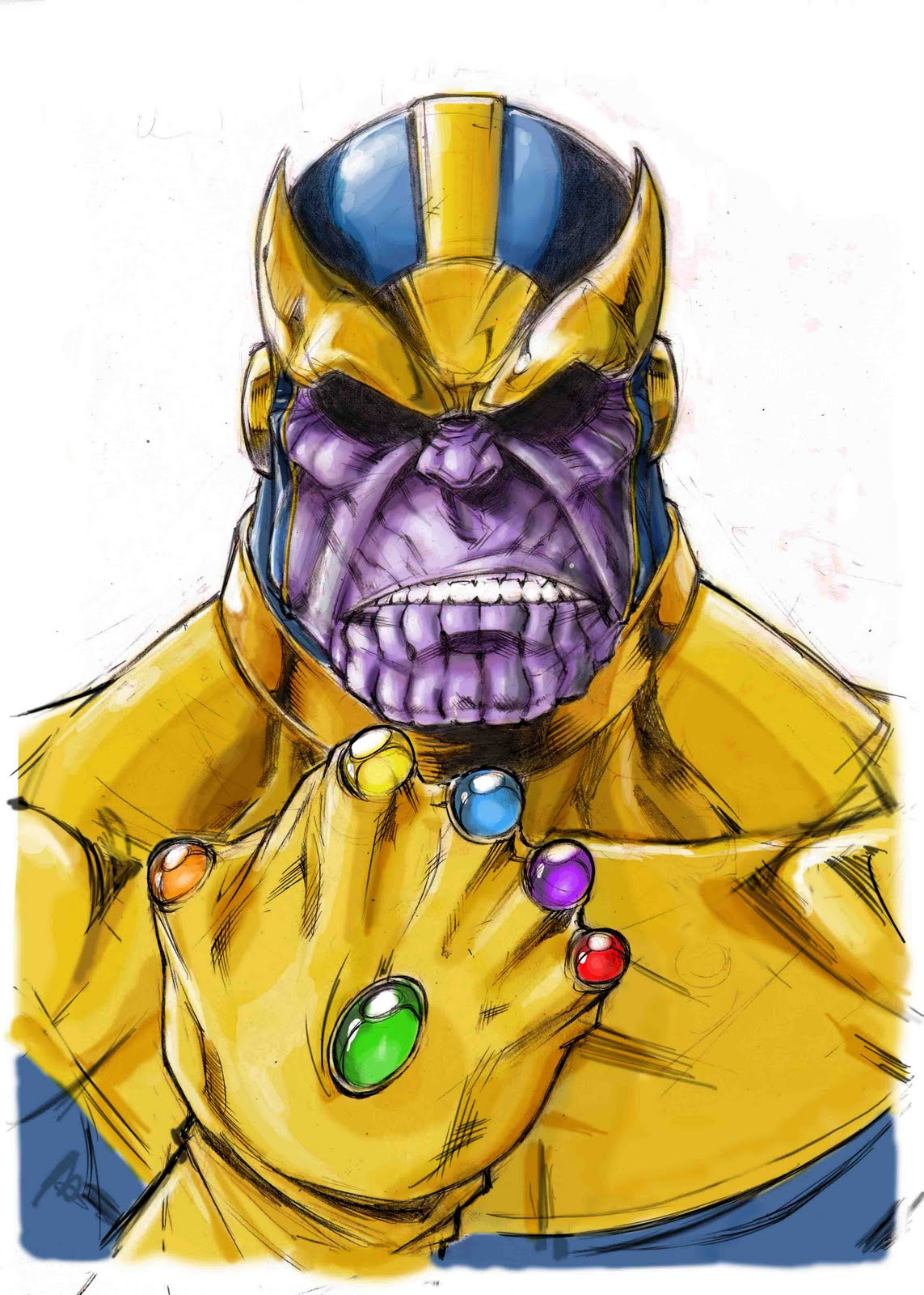 Thanos | Top 100 Villains | Pinterest