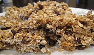 no baking natural granola bars chewy chocolate chips