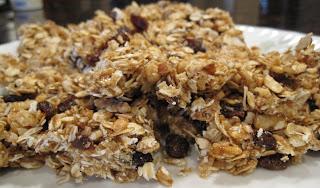 no baking natural granola bars chewy chocolate chips