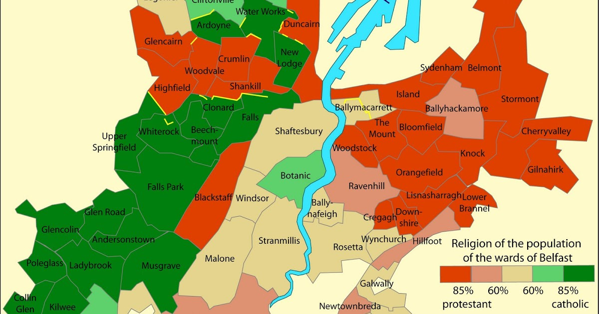 kršćansko druženje belfast sjeverne Irske