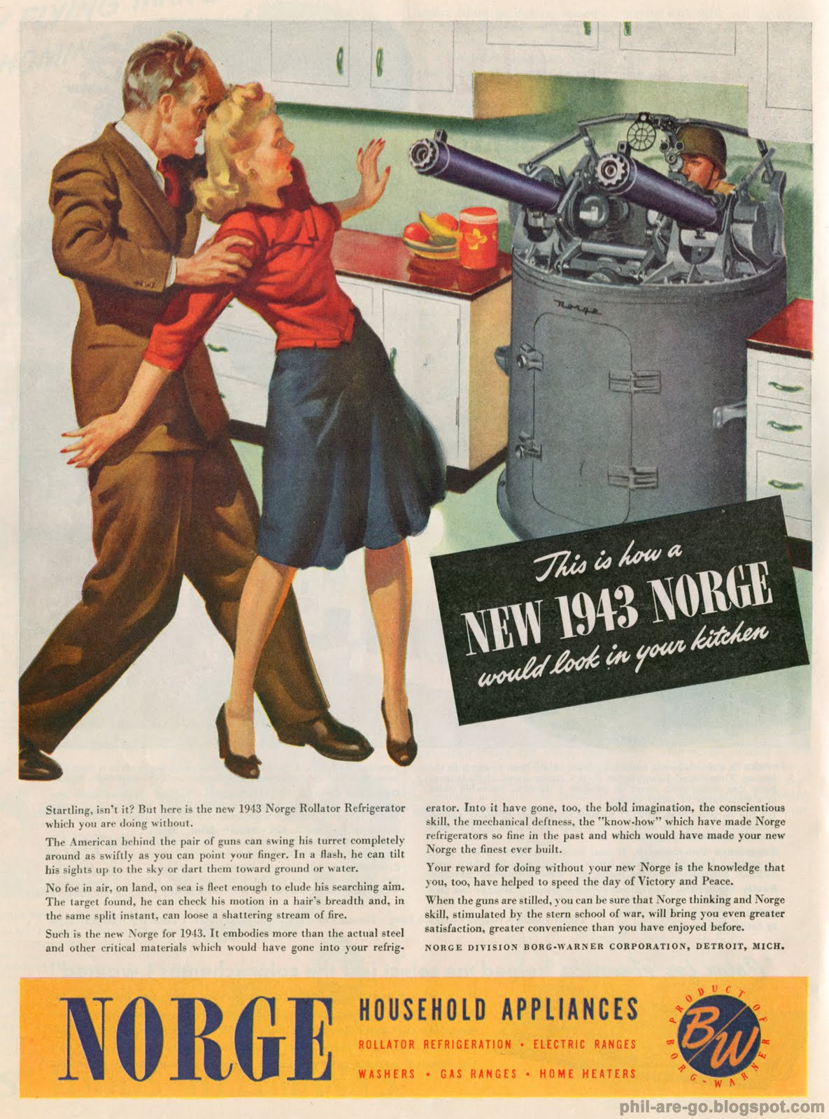 Phil Are Go Norge Appliances The Home Front