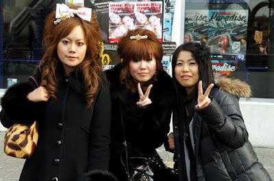 Are japanese girls easy