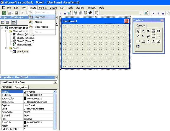 Excel userform multipage add page