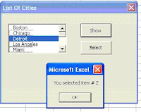 Learn Excel VBA Programming In 8 Easy Lessons: Lesson 8