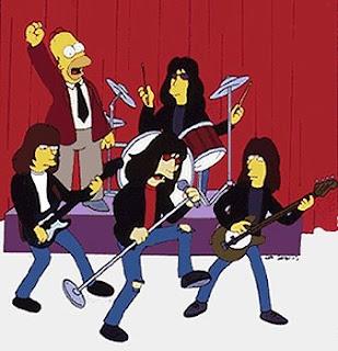 Ramones Simpson