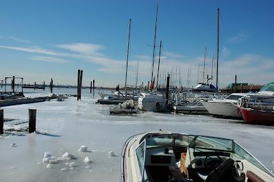 Sail Brooklyn: Iceboating in the Bronx