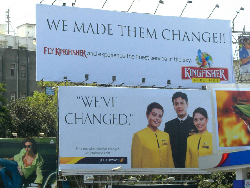 marketing and sales promotion of kingfisher airlines Strategies followed by kingfisher airlines - marketing strategies, advertising strategies, financial strategies, human resource strategies,and various sales.