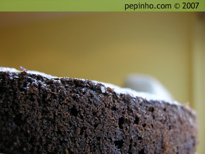 Pastel de chocolate de Suzy