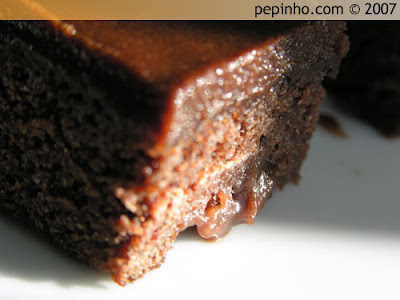 Brownies de Coca-Cola
