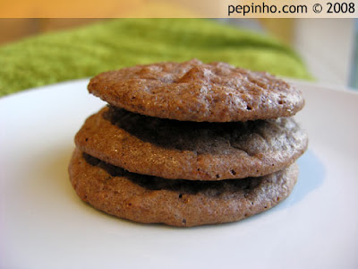 Nuteliñas (Galletas de Nutella)