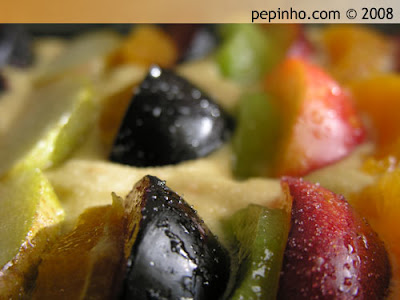 Bizcocho de frutas