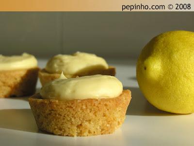 Galletas bretonas de limón