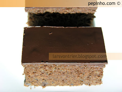 Pastel de chocolate y jengibre (con especias)
