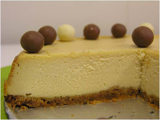 Tarta de queso de Baileys (Bailey's Cheesecake)