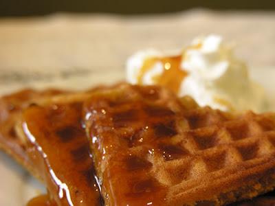 gofres (waffles)