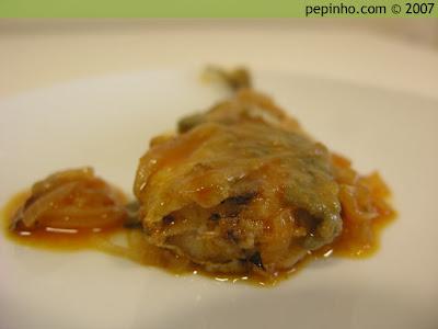 I recetas marmitako jurel en escabeche for Cocinar jurel