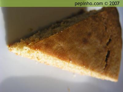 Bizcocho de miel de brezo