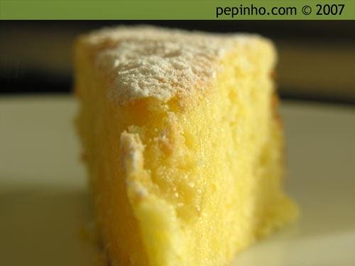 I recetas bizcocho tarta esponjosa de lim n for Bizcocho limon esponjoso