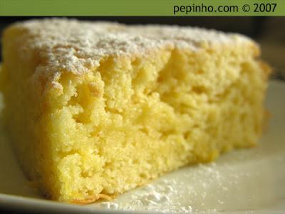 I recetas bizcocho tarta esponjosa de lim n - Bizcocho de limon esponjoso ...