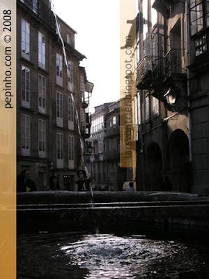 Santiago - Praza Cervantes