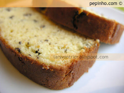 Cake de queso, chocolate y naranja