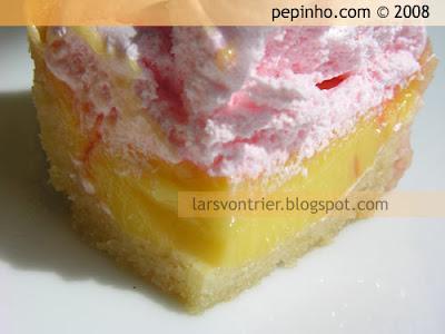 Tartaletas de limón con merengue al limón
