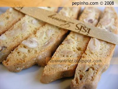Biscotes de limón y frutos secos (con claras)