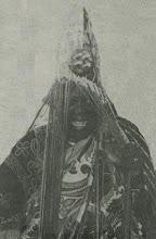 ADÉ ARÉ ODÙDUWÀ - Oba Óòni Ifé