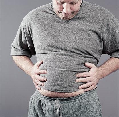 Pierde la panza: Peso vs. % de grasa corporal