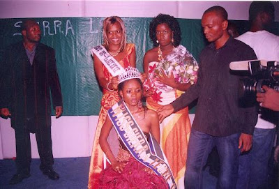 Miss Sierra Leone 2008