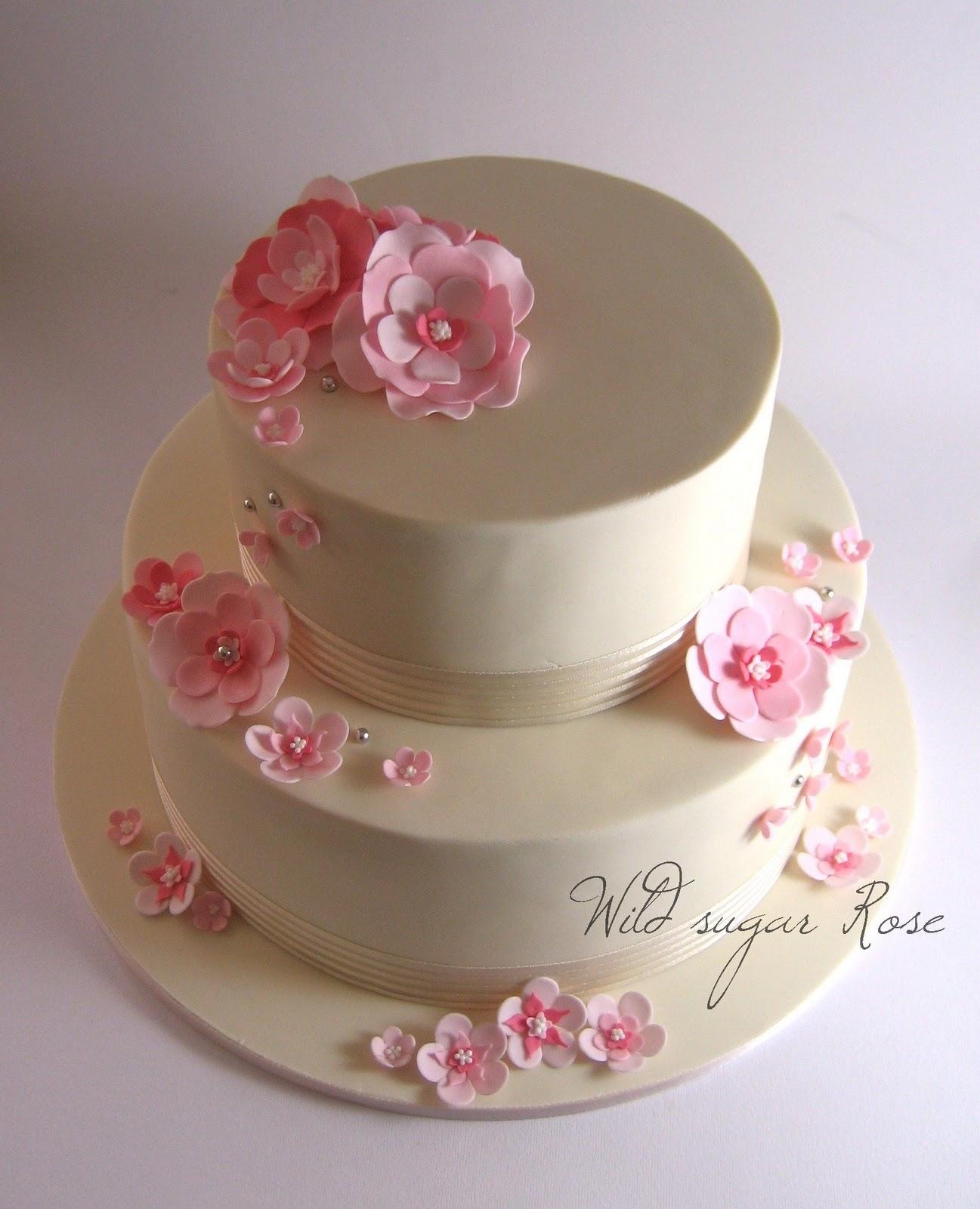 Rose Nail Cake Decorating Tool