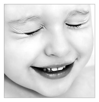 Bir gülümseme...