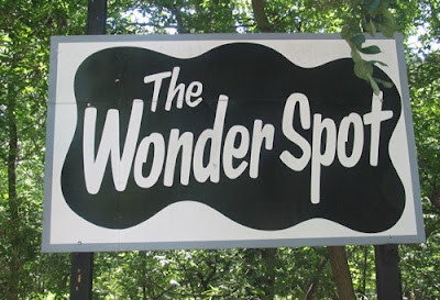 The Wonder Spot sign